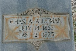 Charles A Aultman