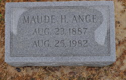 Maude <i>Holiday</i> Ange