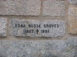 Edna Busse Groves