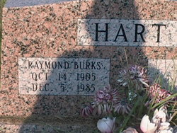 Raymond Burks Hart