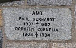 Dorothy Cornelia <i>Brandes</i> Amt