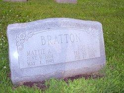 Roy Elmer Bratton