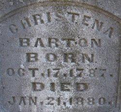 Christena Barton