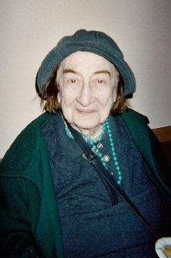Eleanor V. Dumey
