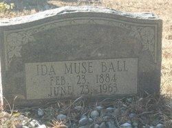 Ida Martha <i>Muse</i> Ball