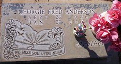 Georgie Fred Anderson