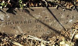 Howard Maron Browning