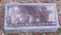 Katherene C Adams
