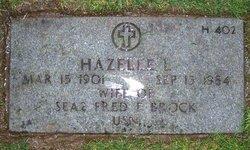 Hazelle Leo <i>Miller</i> Brock