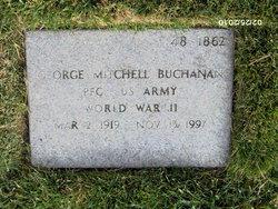 George Mitchell Buchanan