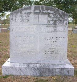 Rhoda <i>Edison</i> Cope