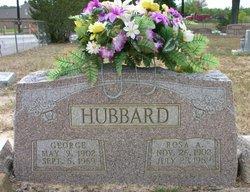 Rosa A Hubbard