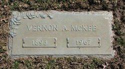 Vernon Alexander McKee