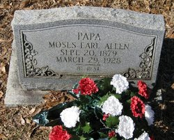 Moses Earl Allen