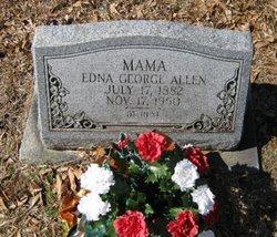Melissa Edna <i>George</i> Allen