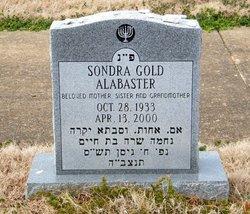 Sondra <i>Gold</i> Alabaster
