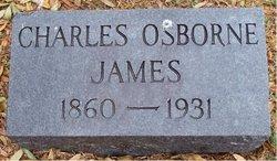 Charles Osborne James