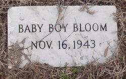 Baby Boy Bloom