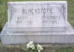 Margaret Jennie <i>Glenn</i> Blackstone/Ruby