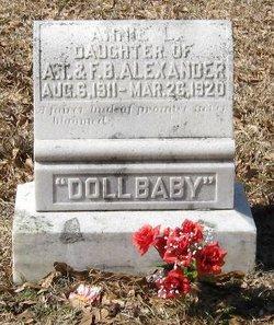Annie Lazelle Doll Baby Alexander