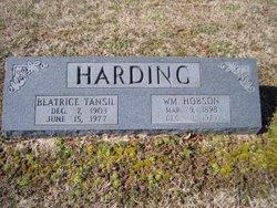 Beatrice <i>Tansil</i> Harding