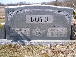 Elzie <i>Gresham</i> Boyd