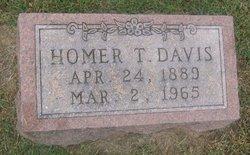 Homer T Davis