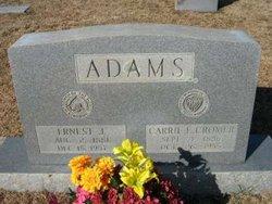 Ernest Josephus Adams