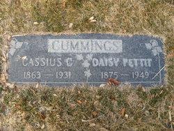 Daisy Elizabeth <i>Pettit</i> Cummings