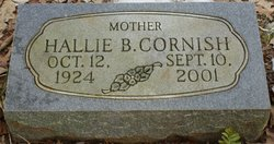 Hallie B. Cornish