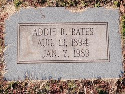 Addie Rachel <i>Powell</i> Bates