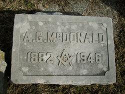 Adolph Grant A G McDonald