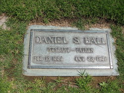 Daniel S Ball