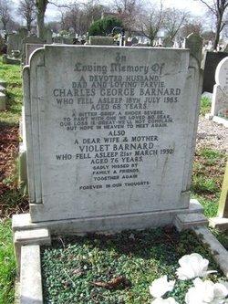 Violet Barnard