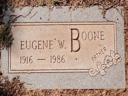 Eugene W. Boone