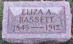 Eliza A Lizzie <i>Davy</i> Bassett