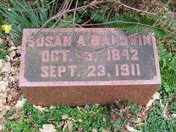 Susan Ann <i>Pearson</i> Baldwin