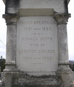 Mahala <i>Smith</i> Sheldon