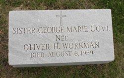Sr George Marie Workman
