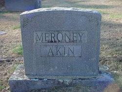 Margaret Axley <i>Meroney</i> Akin