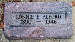 Lonnie Erwin Alford, Sr