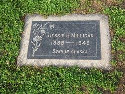 Jessie H Milligan