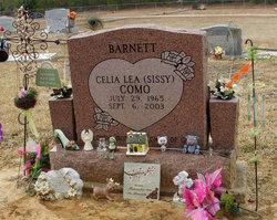 Celia Lea Sissy <i>Como</i> Barnett