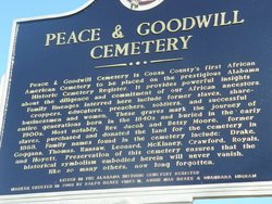 Peace and Goodwill Cemetery