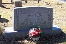 Joseph Riley Barnes