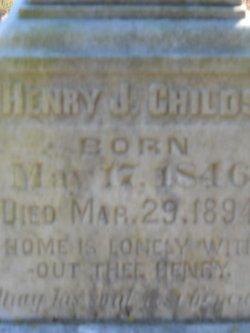 Henry Jay Childs