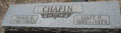 Leafy Mary <i>Denman</i> Chapin