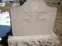 Agnes <i>Shipman</i> Campbell