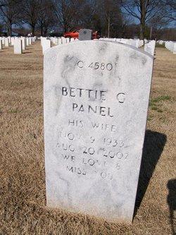 Bettie Aunine <i>Gray</i> Panel
