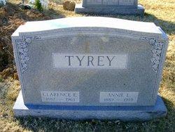 Clarence E Tyrey